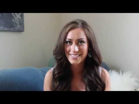 Indiana  Kassidy Tharp OFFICIAL 2015 MISS TEEN USA CONTESTANT INTERVIEW