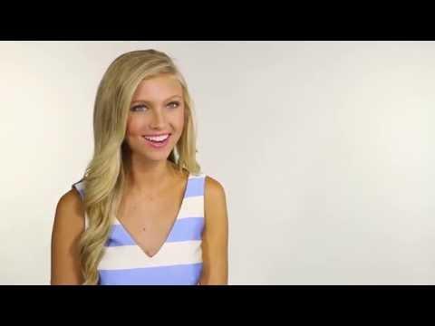 Kentucky  Caroline Ford OFFICIAL 2015 MISS TEEN USA CONTESTANT INTERVIEW