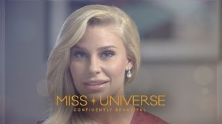 Up Close Miss Universe Denmark Christina Mikkelsen
