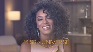 Up Close Miss Universe Brazil Raissa Santana