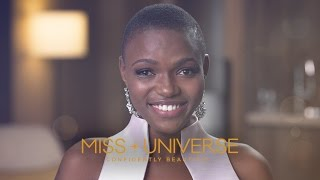 Up Close Miss Universe Sierra Leone Hawa Kamara