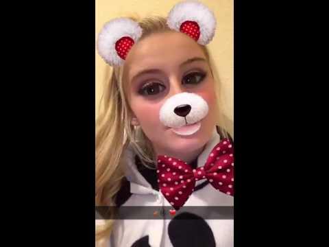 Snapchat Takeover Mikaela Bruer Miss Oregon Teen USA 2016