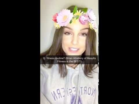 Snapchat Takeover Olivia Pura Miss Illinois Teen USA 2016