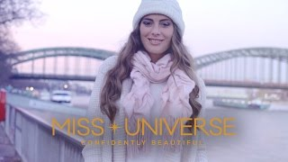Up Close Miss Universe Germany Johanna Acs