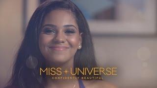 Up Close Miss Universe Tanzania Jihan Dimack