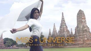 Up Close Miss Universe Thailand Chalita Susansane
