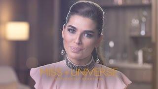 Up Close Miss Universe Argentina Estefania Bernal