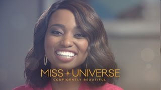 Up Close Miss Universe South Africa Ntandoyenkosi Kunene
