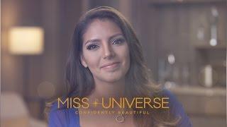 Up Close Miss Universe Ecuador Connie Jimenez