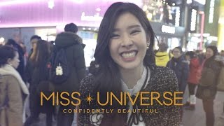 Up Close Miss Universe Korea Jenny Kim