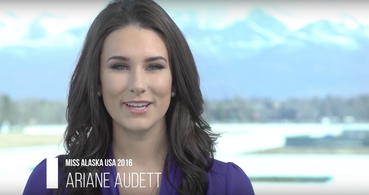 Alaska: Ariane Audett - Road to Vegas