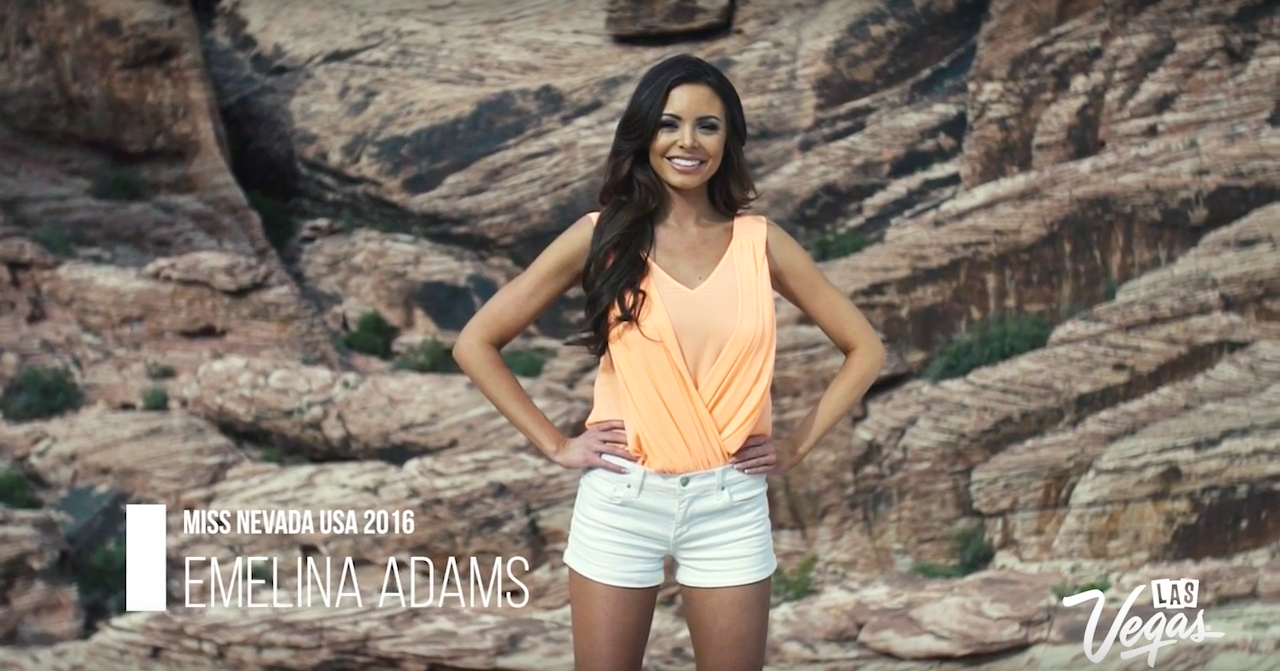 Nevada: Emelina Adams - Road to Vegas