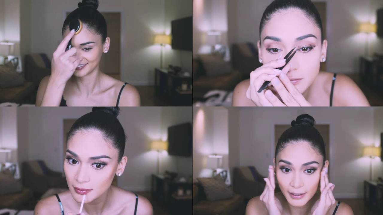Pageant Look Makeup Tutorial with Miss Universe 2015 Pia Wurtzbach